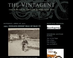 Click to go to the Vintagent blog